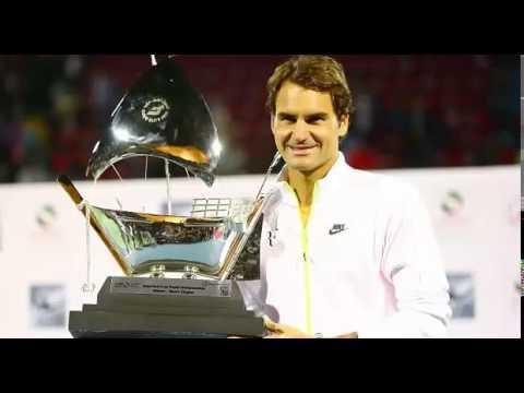 Roger Federer beats Novak Djokovic to win Dubai title