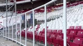 Coba Liat, Update Pagar Tembus Pandang GBK dan Kawasan GBK dan Stadion MADYA SENAYAN