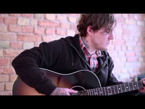 Brian Fallon of The Gaslight Anthem - Handwritten (acoustic version) - Backstage by Gibson