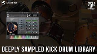 PSI KICK Video Tutorial // Kontakt // Native Instruments