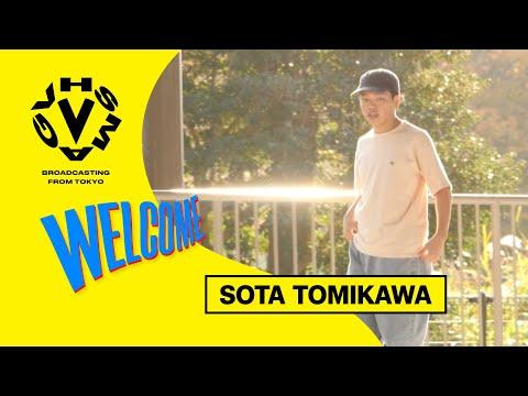 冨川蒼太 / SOTA TOMIKAWA - WELCOME [VHSMAG]