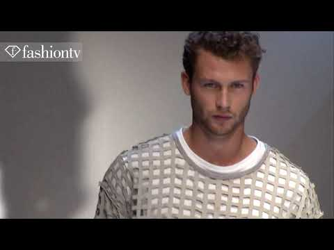 Dolce & Gabbana Full Show ft Noah Mills - Milan Men's Fashion Week Spring 2012 | FashionTV - FTV.com