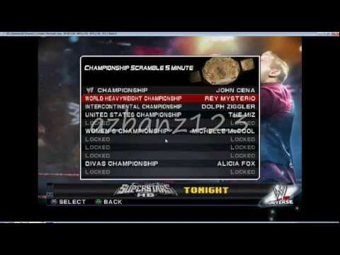 wwe raw smackdown games free download 2011