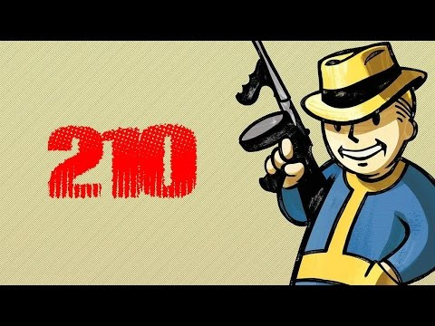 Fallout New Vegas Walkthrough w/ Commentary Part 210 | Unmuted