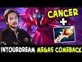 When TOP-1 picks CANCER of 7.19 — InYourDream RAPIER vs Megas