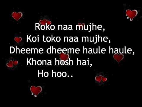 Aashiyana - Fashion  Lyrics