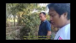 Wow !! Irigasi Vital Jebol dan Masalah di Lingkungan Kp. Terumbu, Kasemen Serang