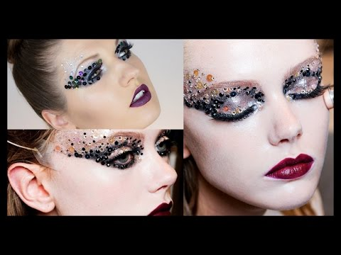 DIOR High Fashion Makeup (Pat McGrath inspired)