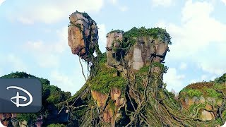 The Making of Pandora - The World of Avatar | Disney