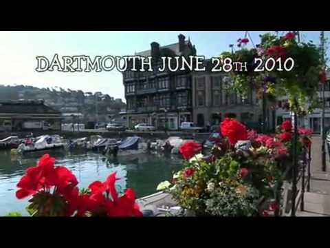 DARTMOUTH U.K. (PART 1) ONE OF THE MOST BEAUTIFUL TOWNS IN ENGLAND, HIGH DEFINITION 29-06-2010.mp4