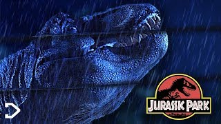 The Problem With The T-Rex Breakout In Jurassic Park