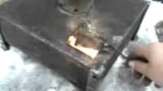 Своими руками печь бутакова