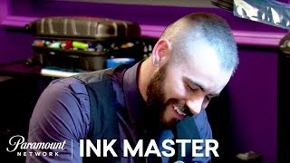 Dave Navarro Changes The Game - Ink Master: Redemption, Season 1