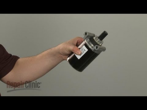 Starter Replacement (part #12 098 22-S) - Kohler Engine Repair