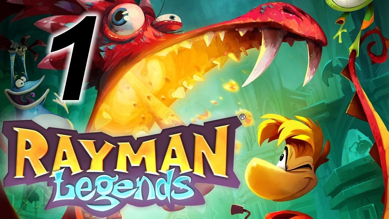 Rayman legends прохождение