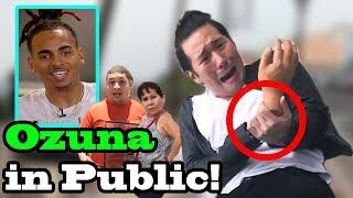 Download lagu VAINA LOCA - Ozuna x Manuel Turizo - SINGING IN PUBLIC!!