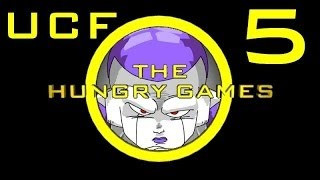 FRIEZA vs PERRY! ZIM and PHINEAS and FERB! UCF: The Hungry Games Episode 5