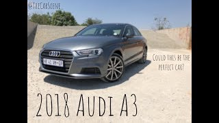 2018 Audi A3 - German Quality