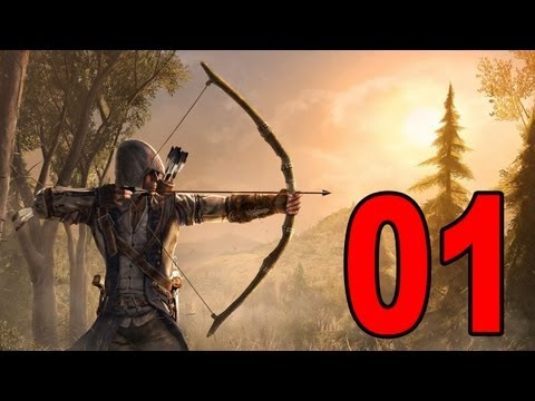 AC3 The Redemption - Part 1 (Assassins Creed 3 Tyranny of King Washington DLC)
