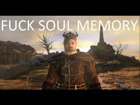 Dark Souls 2: Soul Memory Is Stupid! (fuck The Meta!) video