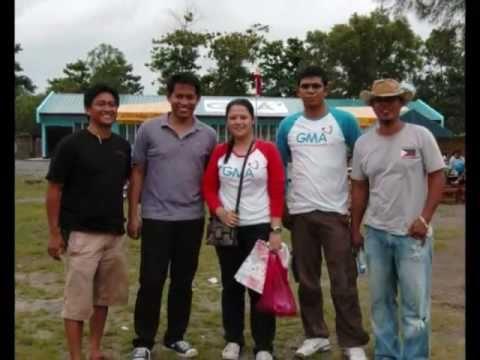 Rock Balancing Philippines with GMA Kapuso in Botolan, Zambales