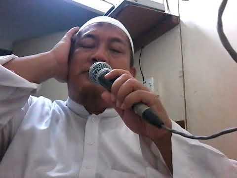 Azan Maghrib Berduet Di Masjid India Kuala Lumpur ,terbaeeekkk... video