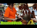 download mp3 dan video Vietnamese Street Food 2017 - Roasted Pork - Heo Quay cung Than Tai