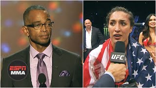 UFC athletes share Stuart Scott's spirit to battle cancer | Jimmy V Week