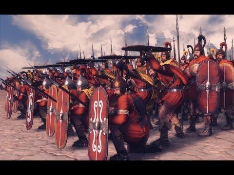 Ареваки Сетевая битва Total War: Rome 2 №7