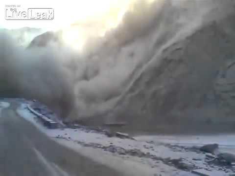 Earthquake & Landslide   Afghanistan