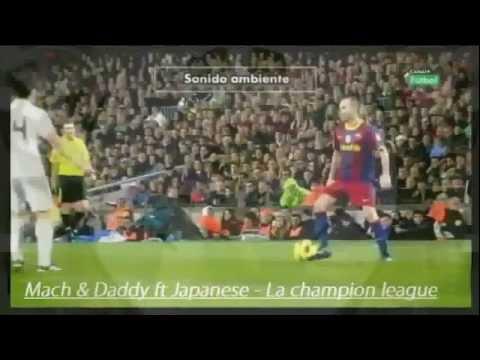 Mach & Daddy Ft Japanese - La Champion League. Taian Riddim (100% Panama Dancehall) Vaporetto video