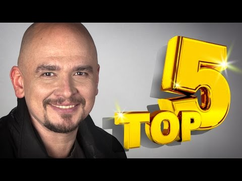 Сергей Трофимов - TOP 5  -  Новые и лучшие песни 2016