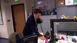 The Office US | Take a chance on me | Season 4