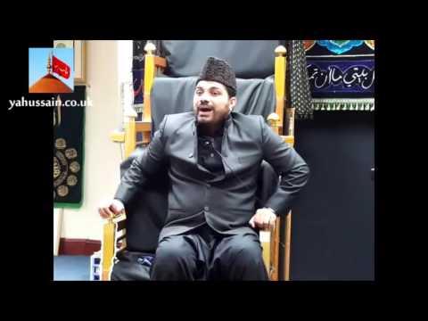 Shahadate Imam Zain-ul-Abideen   Allama Asif Raza Alvi - Birmingham (UK) - 7th November 2015