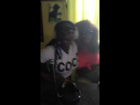 "PAMPUTTAE   SPICE GAZA SLIM ""money we say"" Antigua Sun Fm Radio"
