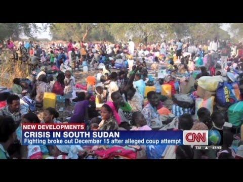 Fears of civil war in South Sudan