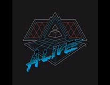 Around The World/H.B.F.S. - Alive 2007 - Daft Punk
