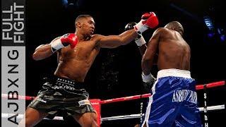 Full Fight | AJ Vs Kevin Johnson TKO