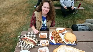 Taste test: some of the craziest food at the Oregon State Fair