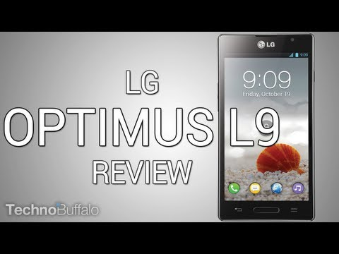 [Análisis] LG Optimus L9 (en español)