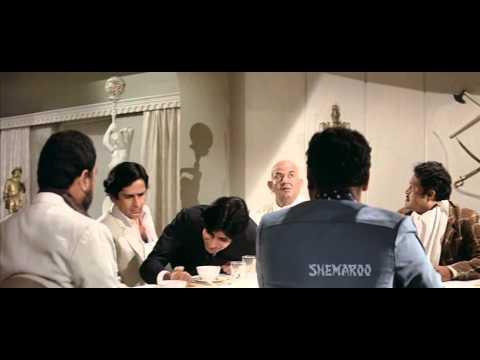 Namak Halaal - Part 14 Of 17 - Amitabh Bachchan - Shashi Kapoor - Hit Comedy Movies video