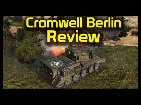 ► World of Tanks Cromwell Berlin Review: Berlin Trio - New Tier 6 Premium Medium Tank