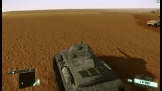 Wheeled Tank Update CE3 SDK 3.4.0