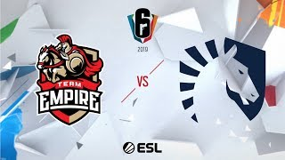 Six Invitational 2019 – Playoffs - Day Four - Team Empire vs. Team Liquid