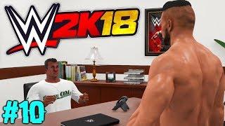 UNSERE GROßE CHANCE !! WWE 2K18 : Auf Rille zum Titel #10 [FACECAM]