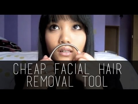 Cheap Facial Hair Remover Tool Review