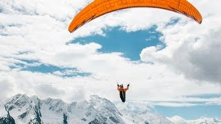 I WILL LEARN TO PARAGLIDE.