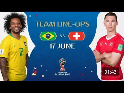 Brazil vs Switzerland - 2018 FIFA World Cup Russia l Match - 9 Highlights