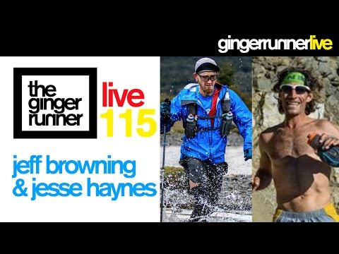 GINGER RUNNER LIVE #115 | Jeff Browning & Jesse Haynes, The Owyhee Canyonlands backcountry adventure