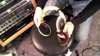 Unboxing and tour of the Sennheiser HD 598
